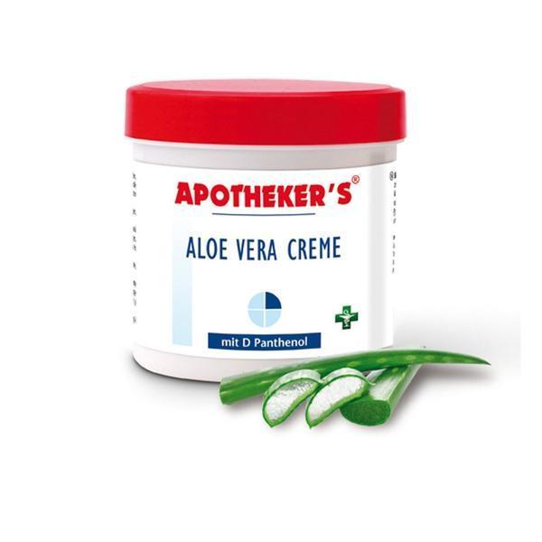 Crema cu Aloe Vera si D Pantenol Apotheker's 250ml imagine produs