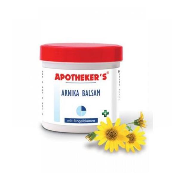 Cremă cu arnică șI gălbenele Apotheker's 250ml imagine produs
