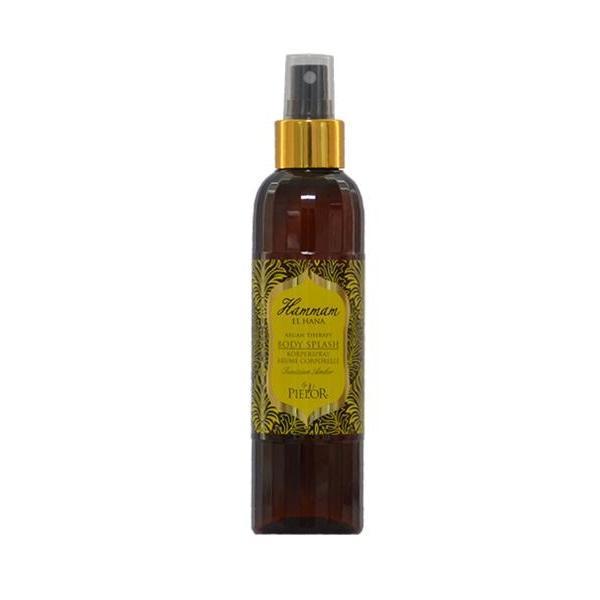 Spray de corp Pielor Hammam El Hana Tunisian Amber, 200 ml esteto.ro