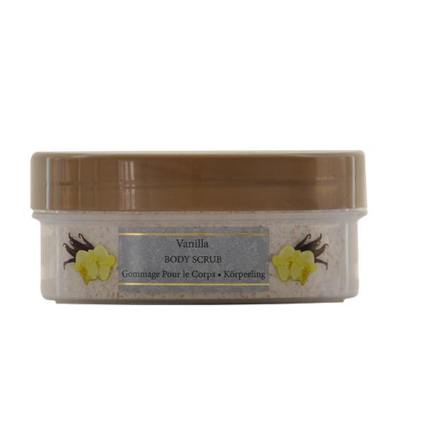 Cremă de corp exfoliantă Pielor Breeze Collection Vanilie, 200 ml imagine produs