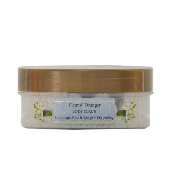 Cremă de corp exfoliantă Pielor Breeze Collection Fleur d'Orange, 200 ml imagine produs