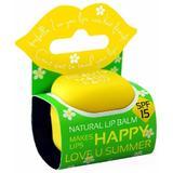 Balsam natural de buze cu monoi si cocos SPF15 Beauty Made Easy 7g