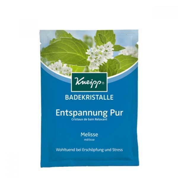 Sare de baie Relaxare pura cu melisa Kneipp 60g esteto.ro
