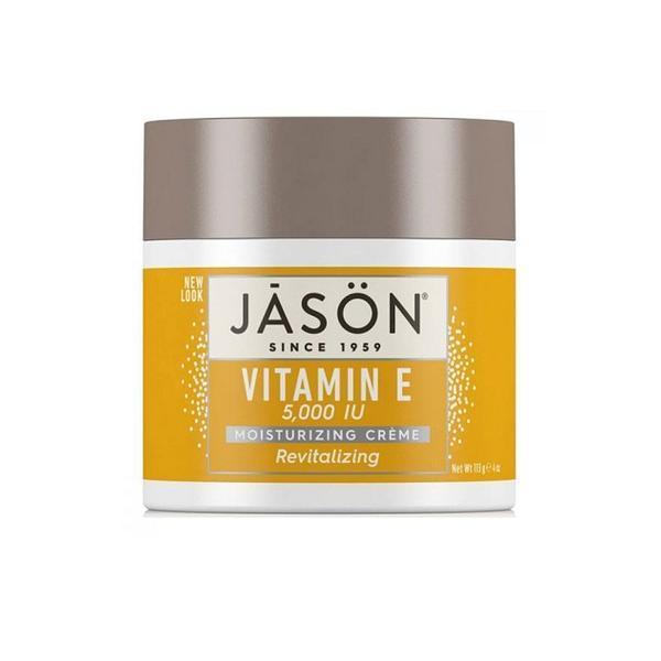 Crema hidratanta cu vitamina E Jason 113g imagine