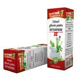 Extract Gliceric pentru Detoxifiere AdNatura, 50 ml