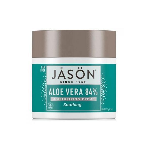 Crema restructuranta cu 84% aloe vera organica Jason 113g imagine