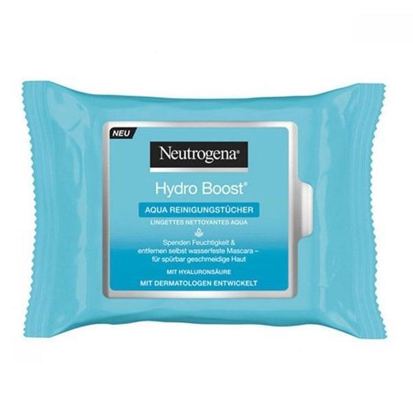 Servetele demachiante Neutrogena Hydro Boost 25buc imagine