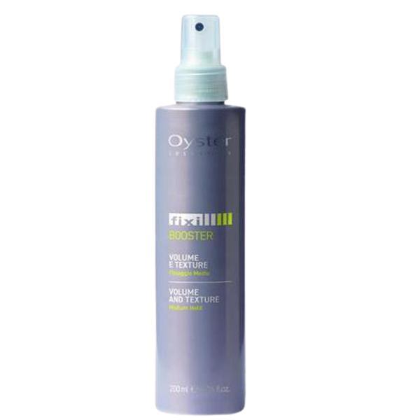 Spray Texturizant pentru Volum - Oyster Fixi Booster Volumizing and Texturizing Hairspray, 200 ml imagine