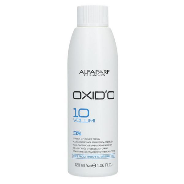 Oxidant Crema 3% - Alfaparf Milano Oxid'O 10 Volumi 3% 120 ml imagine produs