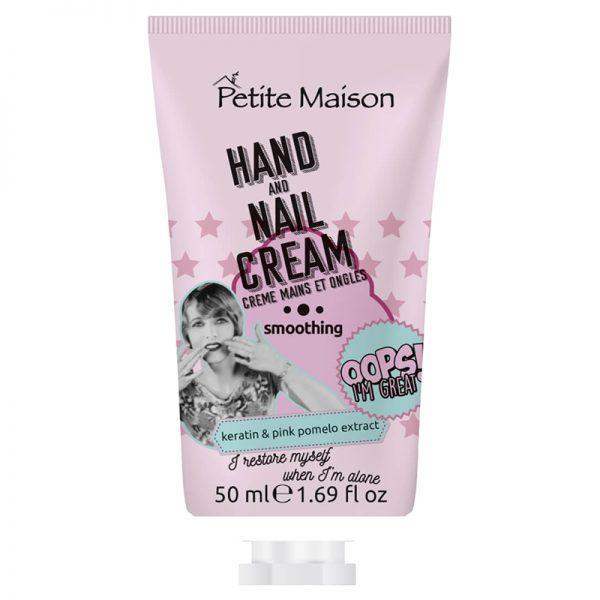 Crema de maini calmantă Petite Maison Smoothing, 50 ml imagine produs
