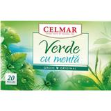 SHORT LIFE - Ceai Verde cu Menta Celmar, 20 plicuri