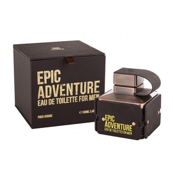 Apa de toaleta pentru Barbati Epic Adventure, Emper, 100ml poza