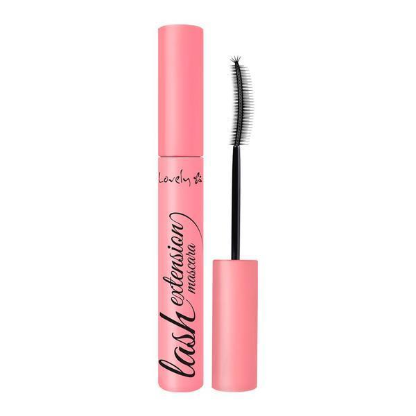 Rimel Mascara lash extension Lovely, 8 g imagine produs