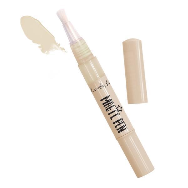 Corector cu aplicator în formă de perie, Lovely Corector Magic Pen 1, 5g imagine