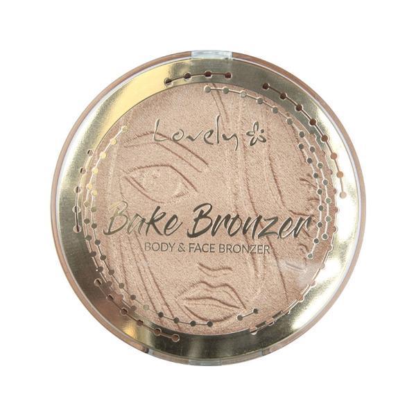 Pudra bronzanta pentru fata si corp Lovely Bake Bronzer, 10 g imagine