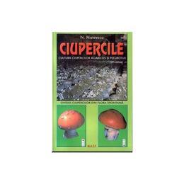 Ciupercile - N. Mateescu, editura Mast