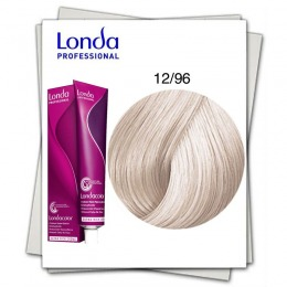Vopsea Permanenta - Londa Professional nuanta 12/96 blond special perlat violet