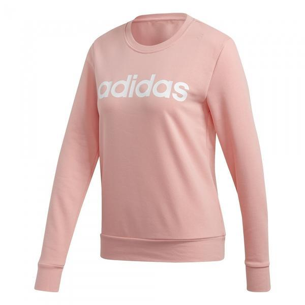 Bluza femei adidas Essentials Linear FM6433, L, Rosu