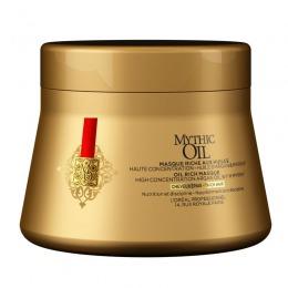Masca Nutritiva pentru Par Gros - L'oreal Professionnel Mythic Oil Rich Masque 200 ml