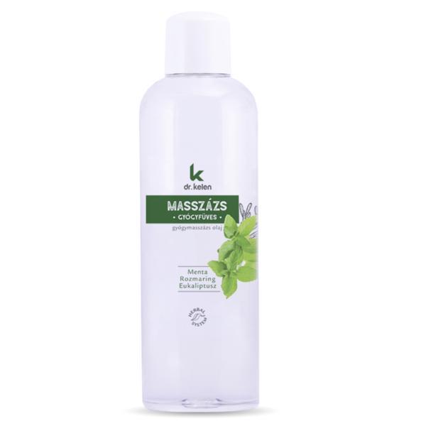 Ulei Masaj Plante Medicinale Dr. Kelen, 1000 ml