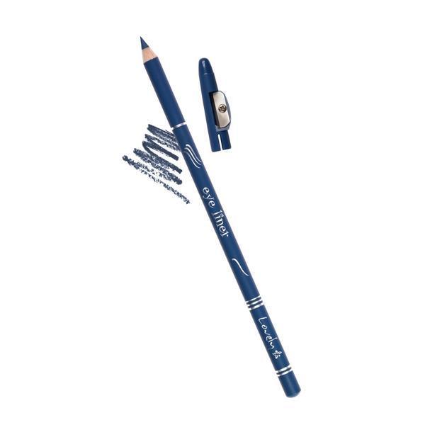 Creion de ochi cu ascuțitoare Lovely, albastru imagine