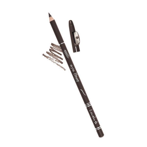 Creion de ochi cu ascuțitoare Lovely, maro imagine
