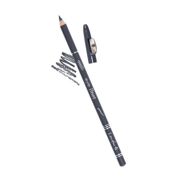 Creion de ochi cu ascuțitoare Lovely, gri imagine