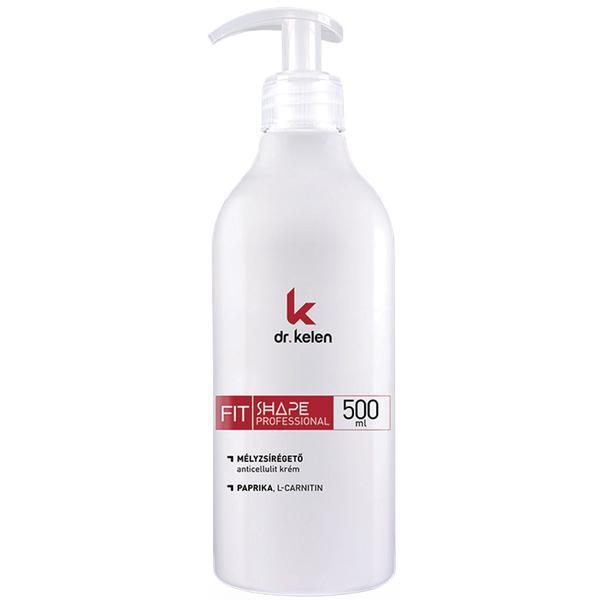 Fit Shape- Crema care Stimuleaza Arderea Grasimii Dr. Klene, 500 ml