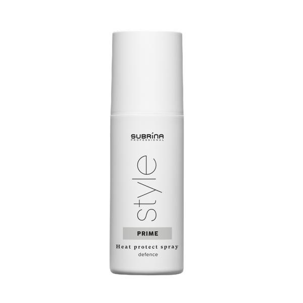 Spray Hidratant pentru Par - Subrina Professional Style Prime Heat Protect Spray Defence, 150 ml