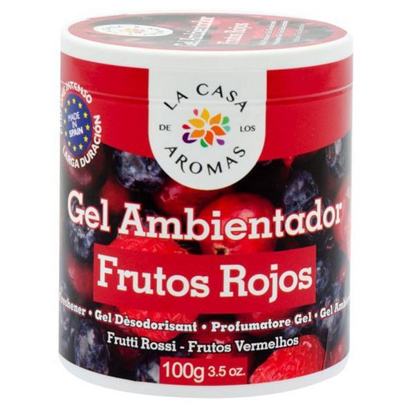 Gel Odorizant Fructe Rosii Mikado, 100 g imagine produs