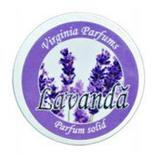 Parfum Solid Lavanda Virginia Parfums Favisan, 10ml