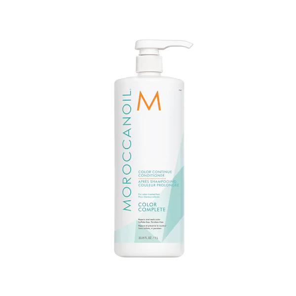 Balsam Color Complete pentru Par Vopsit- Moroccanoil Color Continue Conditioner, 1000 ml imagine produs