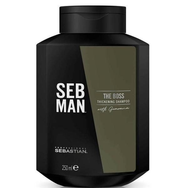 Sampon de Ingrosare - Sebastian Professional SEB Man The Boos Thickening Shampoo, 250 ml imagine