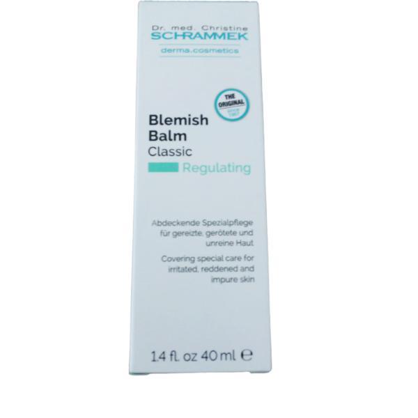 Fluid pentru Fata - Dr. Christine Schrammek Blemish Balm Regulating - Classic, 40 ml imagine produs