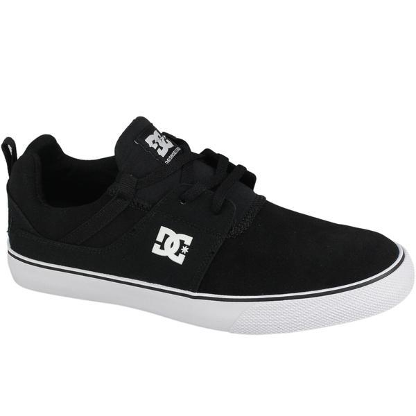 Tenisi barbati DC Shoes Heathrow Vulc ADYS300443-BKW, 47, Negru