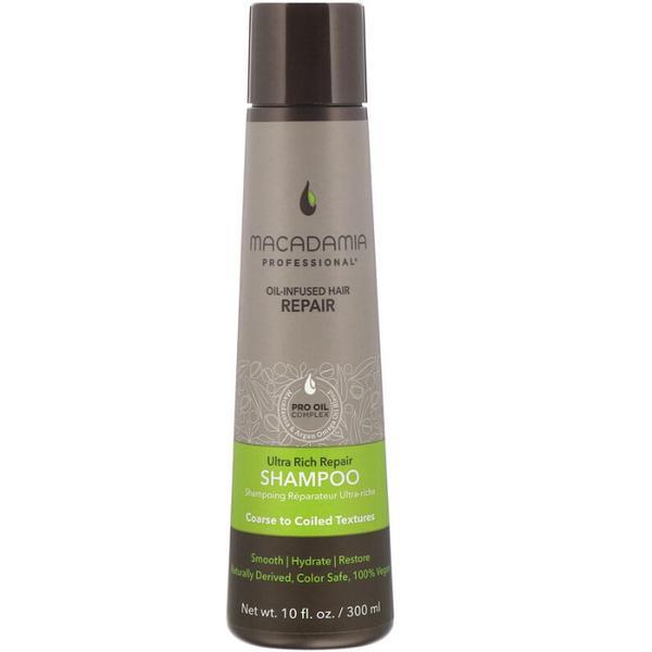 Sampon cu Efect Reparator - Macadamia Professional Ultra Rich Repair Shampoo, 300 ml imagine