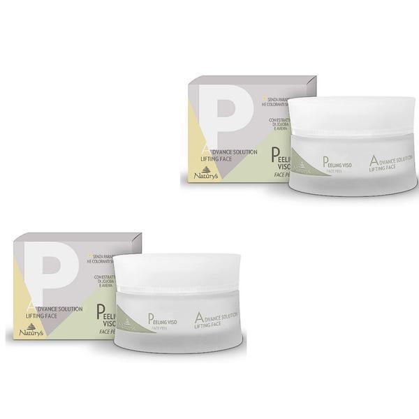Pachet 2 x Exfoliant Facial - Naturys Advance Solution Lifting Face Peeling, 50ml imagine produs