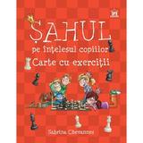 Sahul pe intelesul copiilor. Carte cu exercitii - Sabrina Chevannes, editura Didactica Publishing House