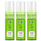Pachet 3 x Balsam pentru Copii - Revlon Professional Equave Kids Detangling Conditioner 200 ml