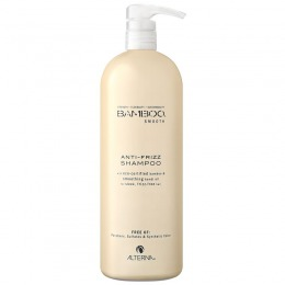 Sampon pentru Netezire - Alterna Bamboo Smooth Anti-Frizz Shampoo 1000 ml