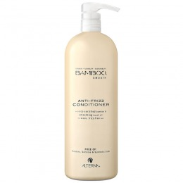 Balsam pentru Netezire - Alterna Bamboo Smooth Anti-Frizz Conditioner 1000 ml
