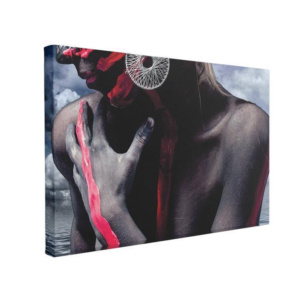 Tablou Canvas Inspiration, 40 x 60 cm, 100% Bumbac