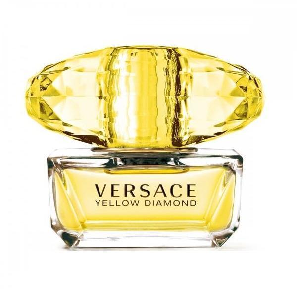 Apa de toaleta pentru femei Versace Yellow Diamond 50ml imagine produs