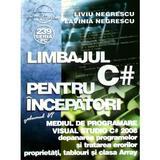Limbajul C# pentru incepatori - vol 6: Mediul de programare Visual Studio - Liviu Negrescu, editura Albastra