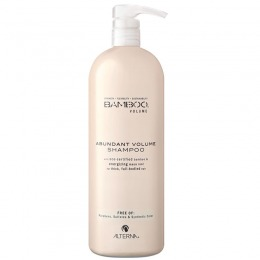 Sampon pentru Volum - Alterna Bamboo Abundant Volume Shampoo 1000 ml