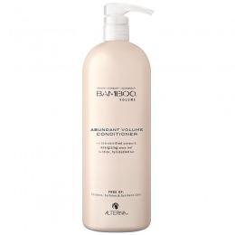 Balsam pentru Volum - Alterna Bamboo Abundant Volume Conditioner 1000 ml