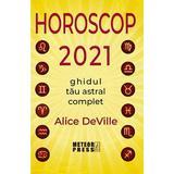Horoscop 2021 - Alice DeVille, editura Meteor Press