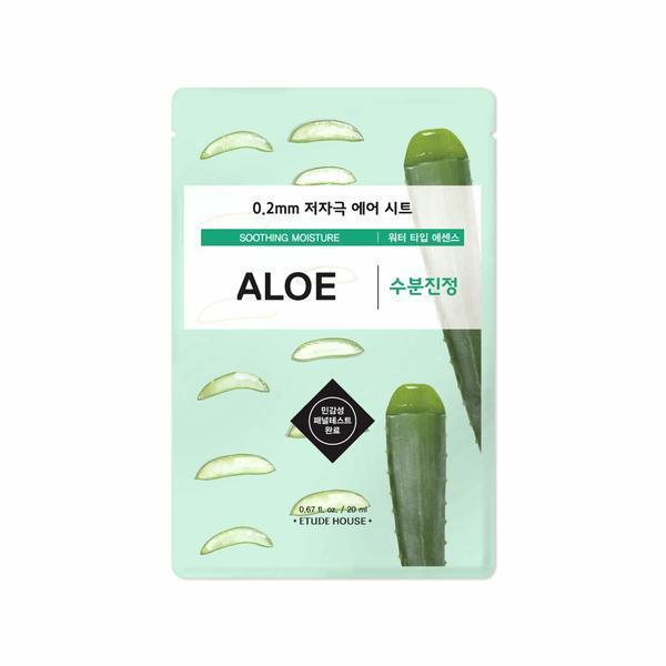 Mască Șervețel cu Aloe Etude House Therapy Air Mask 20ml imagine