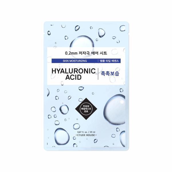 Mască Șervețel cu Acid Hialuronic Etude House Therapy Air Mask 20ml imagine