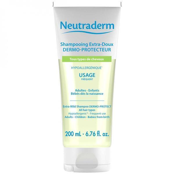 Sampon Dermo-Protector extra-delicat Neutraderm 200ml imagine